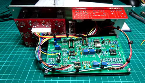 Soundtronics VCO MOdule Complete with PCB Holder