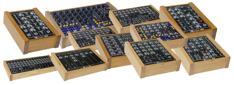 Soundtronics Synth Cases
