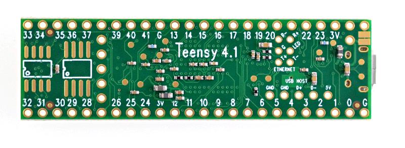Teensy 4.1 Memory Expansion