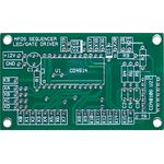 MFOS 16-Step Auxilliary Gate/LED Driver Bare PCB