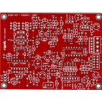 Yusynth Diode VCF Discrete Version Module Bare PCB