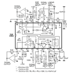 AS3330 Voltage Controlled Amplifier VCA Chip