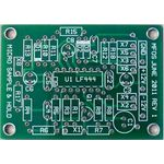 MFOS Micro Sample and Hold Synth Module Bare PCB