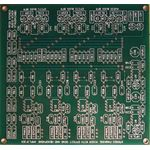 MFOS Stereo Panning Mixer Synth Module Bare PCB