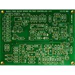 MFOS VCLFO Synth Module Bare PCB