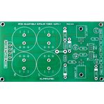 MFOS Adjustable Bipolar Power Supply Bare PCB