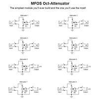 MFOS Oct-Attenuator Kit
