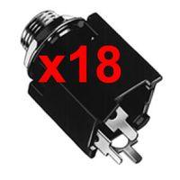 "Switchcraft APC112 1/4"" Jack Socket Pack of 18"