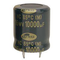 10000uF 35V 85C Radial Snap In Electrolytic Capacitor