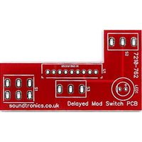 Delayed Modulation Toggle Switch Panel PCB