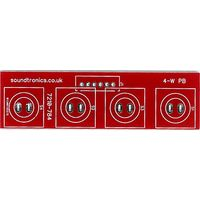 1x4y Push Button Panel PCB (20.5y)