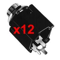 "Switchcraft APC112 1/4"" Jack Socket Pack of 11"