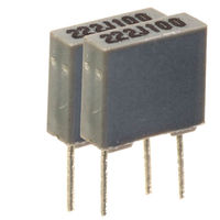 Matched pair capacitors