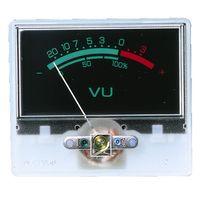 Monacor V-22 VU Panel Meter