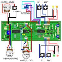 Quad LFO Wiring