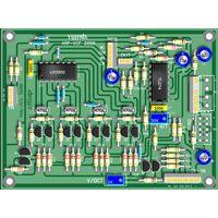 YuSynth ARP Layout using 2N3906 Matched Transistor Pairs