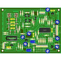Yusynth Diode VCF PCB Layout