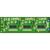 YuSynth Triple Clock Divider PCB
