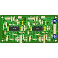 YuSynth Comparators Module Bare PCB Layout