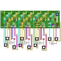 YuSynth Boolean Logic Module Wiring