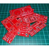 MFOS VC Reverb Panel PCB Set