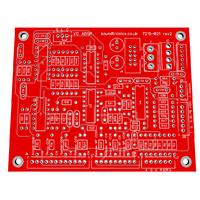 Soundtronics VC ADSR PCB