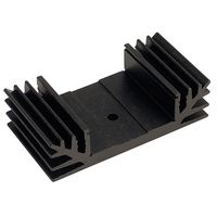 Soundtronics Synth Power Supply Heatsink
