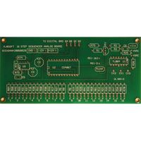 MFOS Analogue Sequencer PCB