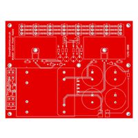 Soundtronics Synth Power Supply PCB
