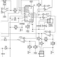 Electronics kit for the Soundtronics VC ADSR
