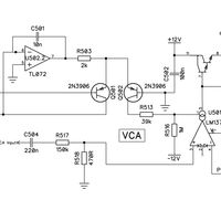 MIDI Ultimate VCA Parts Kits