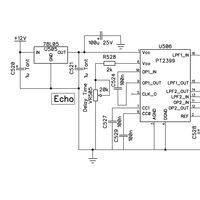 MIDI ULtimate Echo Effects Parts Kit