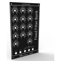 YuSynth Fixed Resonant Filter Front Panel