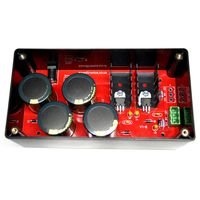 Synth Bipolar Power Supply Box