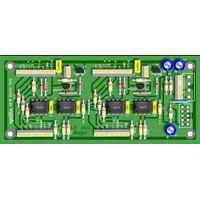 Dual gates slew PCB