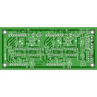 Dual gated slew PCB values