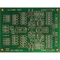 MFOS VCA Log / Lin Synth Module Bare PCB