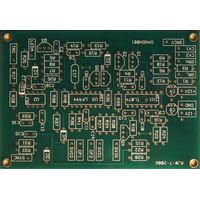 MFOS Sample & Hold VC Clock Synth Module Bare PCB
