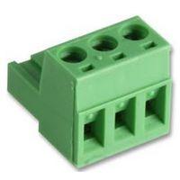 12A 3-Way Terminal Block Plug