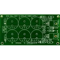 MFOS Wall Wart Bipolar Power Supply Bare PCB