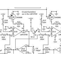 MFOS VCF 24dB Synth Module DIY Electronics Parts Kit