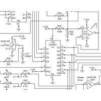 MFOS 16-Step Quantized Vari-Clock Analogue Sequencer DIY